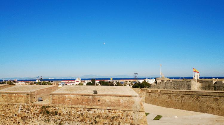 Royal Walls Ceuta