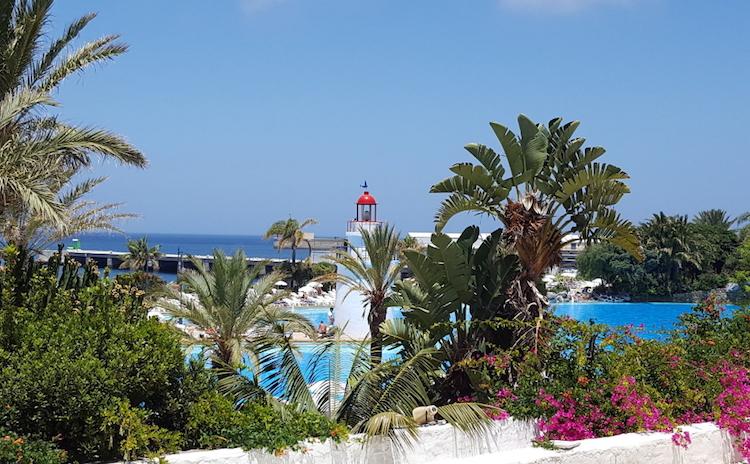 Parque Marítimo do Mediterrâneo Ceuta