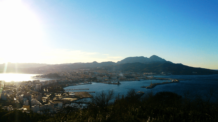 Ceuta Bay