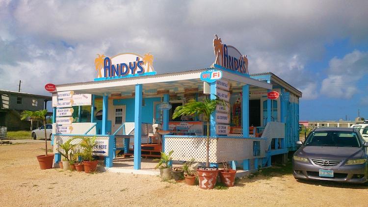 Rental car in Anguilla
