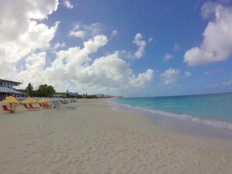 Shoal Bay em Anguilla