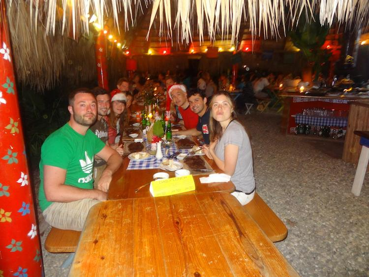 Christmas in Cabarete