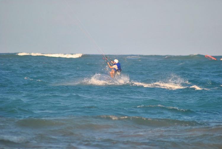Learning Kitesurfing Cabarete 0