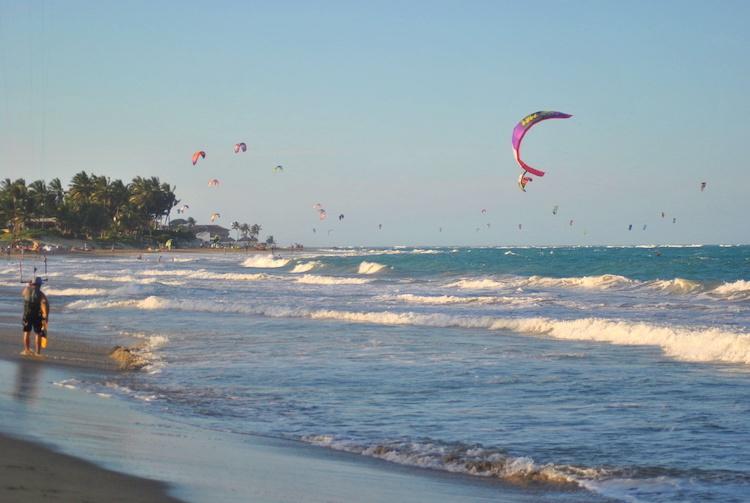 Cabarete Kitesurfing
