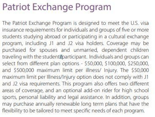 Seguro-saúde internacional para estudantes europa