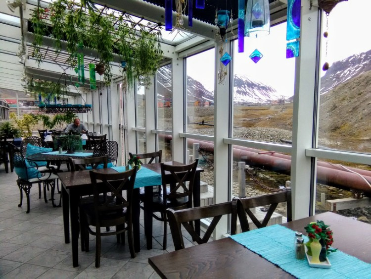 Mary Ann's Polarrigg Svalbard Noruega