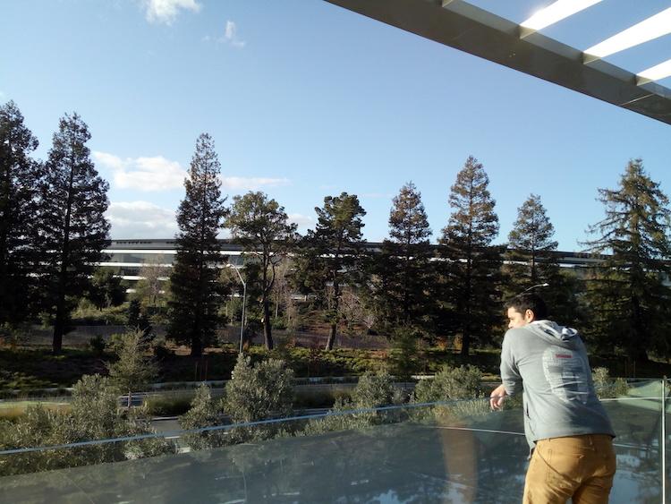 New Headquarters Apple Park Spaceship