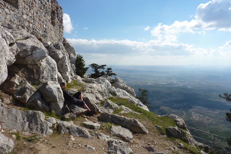 buffavento castle cyprus