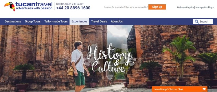 Best Culture Tour Company
