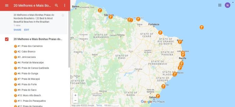 Best Beaches in Northeast Brazil