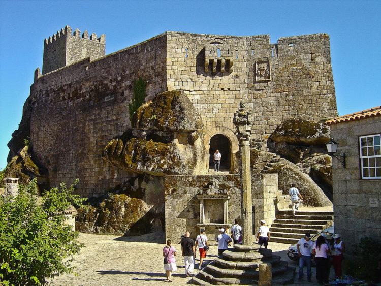 sortelha castle portugal