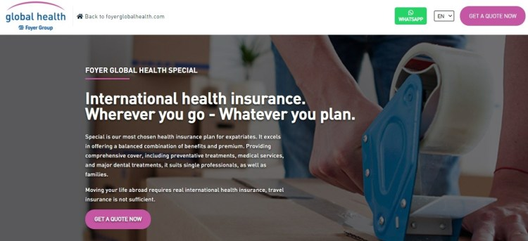 Health Insurance for International Students