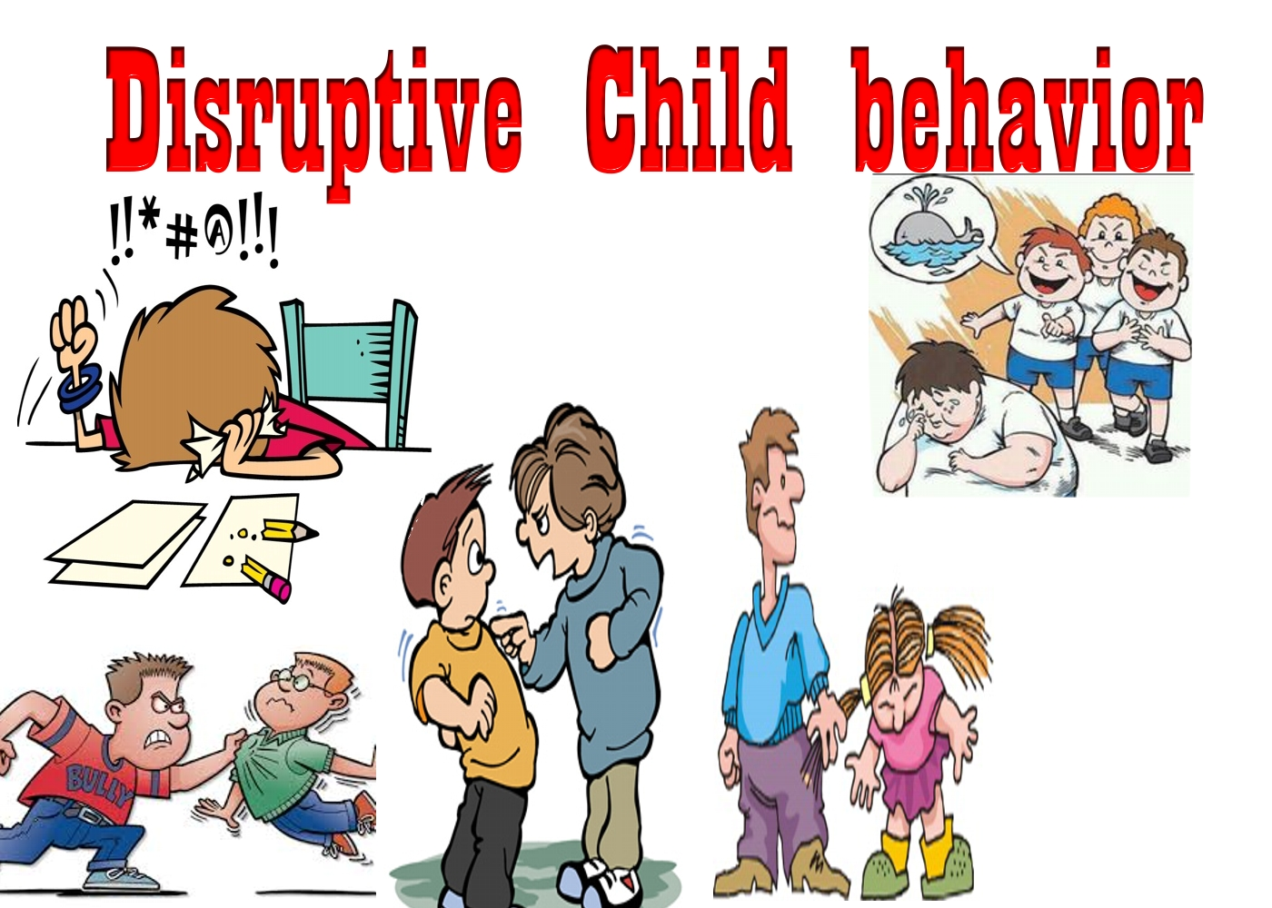 Severe Student Behavior Problems Causes And Solutions