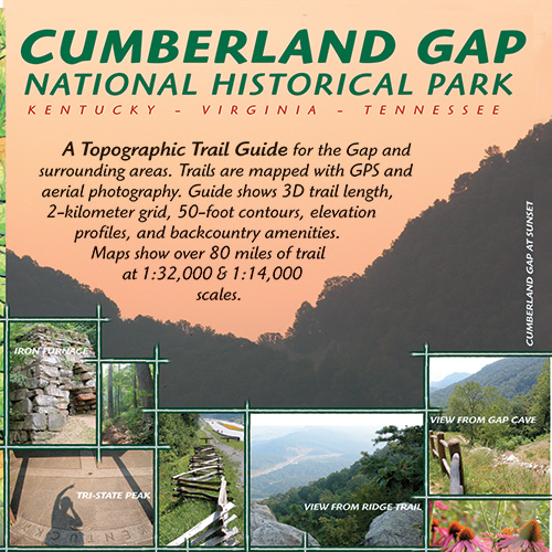 Cumberland Gap National Park Trail Guide (1st Edition)