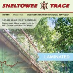 Sheltowee Trace North Icon Laminated