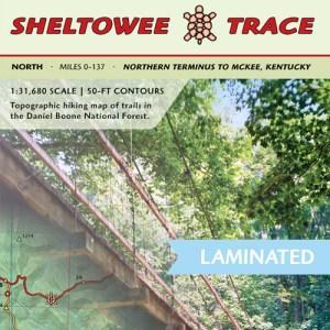 Sheltowee Trace North Icon Laminated