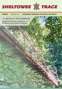 Sheltowee Trace North Cover