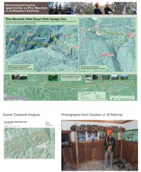 Canopy zipline tour mapping assignment