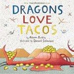 """Dragons Love Tacos"" is a silly romp through a world where dragons love tacos, but spicy salsa makes them sneeze fire. This book makes us all laugh until our sides hurt. This book is just the thing to turn around a bad day and bring some joy to your life. After all, who doesn't love tacos?"