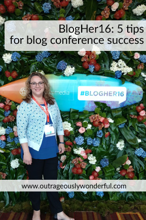 BlogHer16 was amazing. I didn't quite know what to expect from a blog conference, but the experience was one I will never forget. In this post I share 5 things that made the conference such an awesome experience for me.