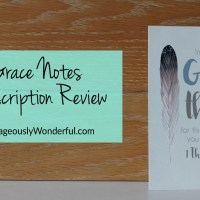Grace Notes Subscription Review