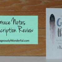 Grace Notes Subscription Review
