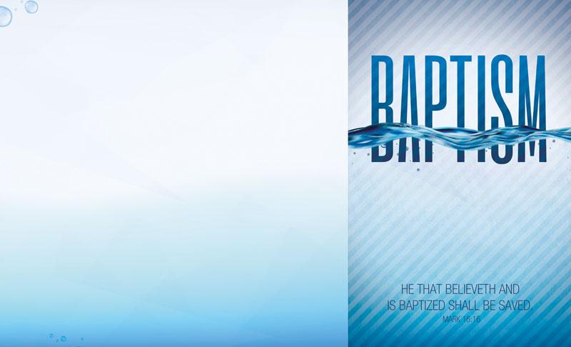 Beautiful Baptism Invitations