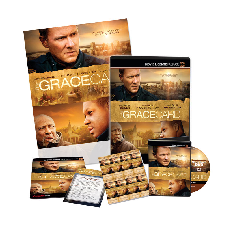 Grace Card Movie License Package