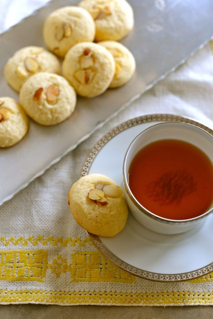 Finnish Aunt Hanna's Cookies
