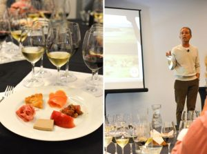Food and Wine Pairing Session