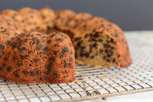 Swedish Currant Cake
