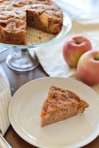 Ashley's Apple Cake