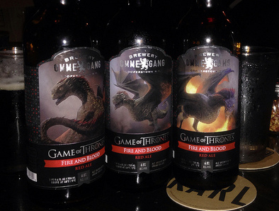 "Ommegang Releases New ""Game of Thrones"" Ale"