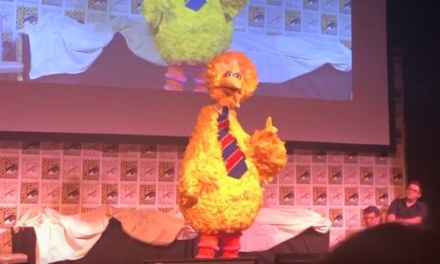 Comic-Con 2019: The Sesame Street Panel and Big Bird's Exclusive Song
