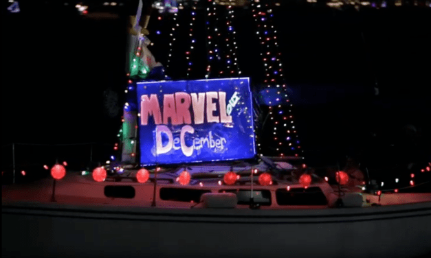 San Diego Celebrates the Season, Comic-Con Style