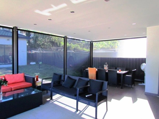 ShadeView blinds by Outside Concepts Sutherland