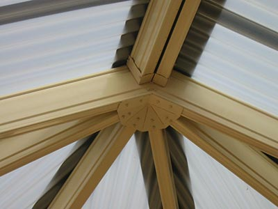 Steel outdoor structures have significant benefits.