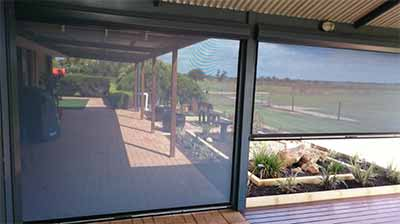 Staying warm in your Canberra outdoor living area – even during the depths of winter – is possible with some planning and initiative, and features such as outdoor blinds.