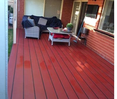 A timber deck is a great investment for now and into the future.
