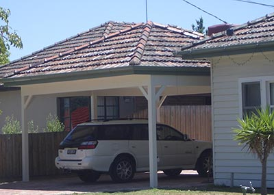 How much value can you add to your home with a well designed and built carport?