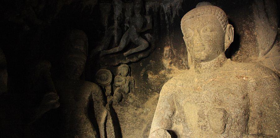 Lord Buddha Elorra India