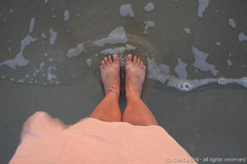 Cesca feet
