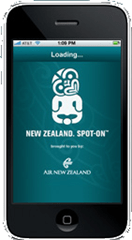 New Zealand Spot-On Travel guide App Series