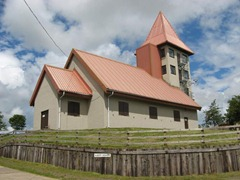 The mock church