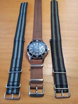 C60 Nato straps