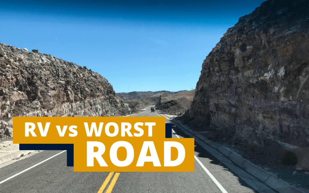 Our RV versus The Worst Road in Baja, Mexico