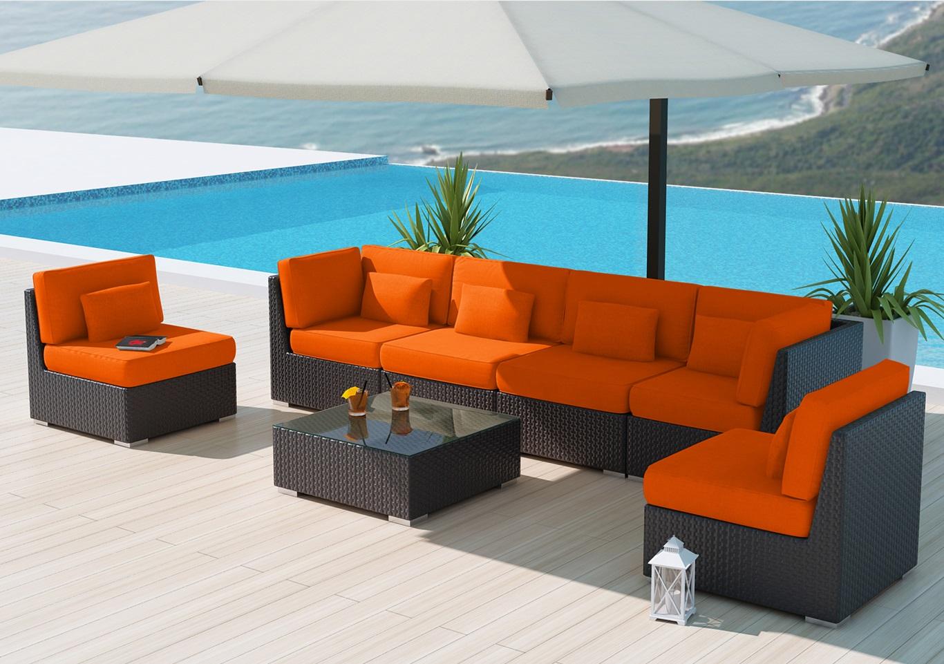 best wicker patio furniture sets under