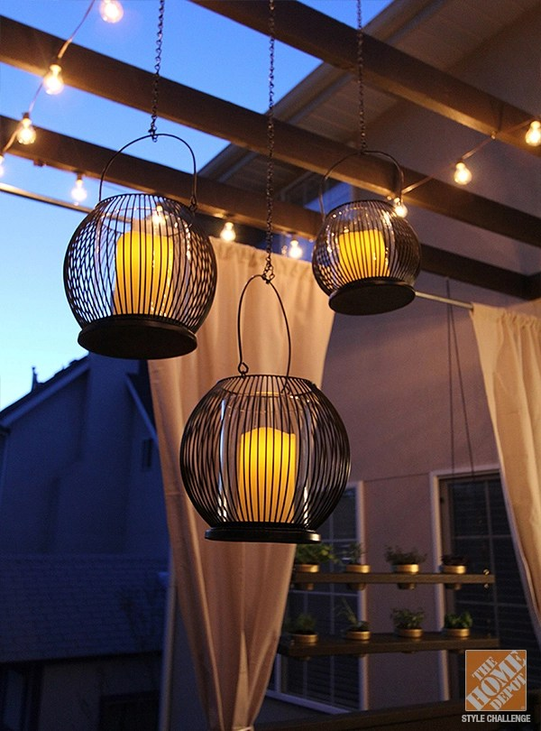 Pergola Lights Eight Easy Pergola Lighting Ideas