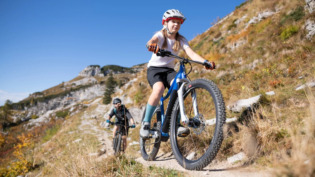 Do Kids Need E-Mountain Bikes?
