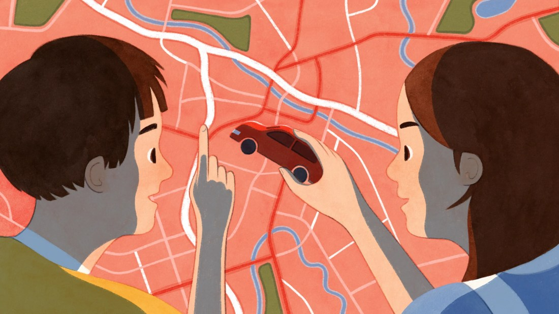 My Kids Navigated Our Road Trip—It Was an Adventure